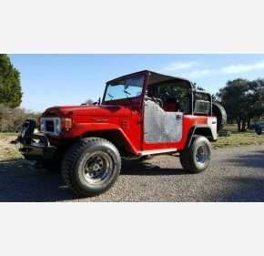 1981 Toyota Land Cruiser for sale 101069056