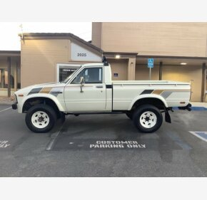 1981 Toyota Pickup 4x4 Regular Cab Deluxe for sale 101278232