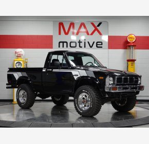 1981 Toyota Pickup 4x4 Regular Cab Deluxe for sale 101377231