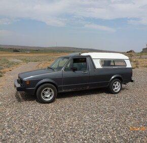 1981 Volkswagen Pickup for sale 101087687