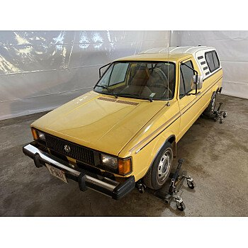 1981 Volkswagen Pickup for sale 101487281