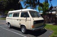 1981 Volkswagen Vanagon Camper for sale 101262576