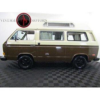 1981 Volkswagen Vanagon for sale 101302285
