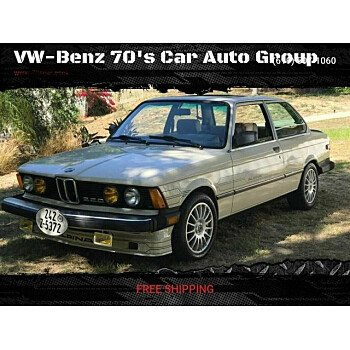 1982 BMW 320i Coupe for sale 101192267