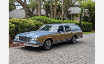 1982 Buick Electra Estate Wagon for sale 101344173