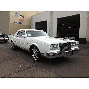 1982 Buick Riviera for sale 101049598
