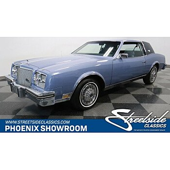 1982 Buick Riviera Coupe for sale 101230655