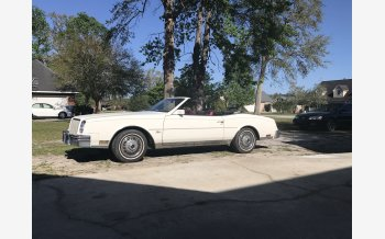 1982 Buick Riviera Convertible for sale 101417341
