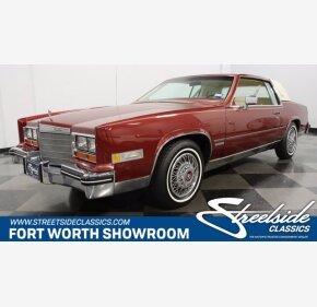1982 Cadillac Eldorado for sale 101381561