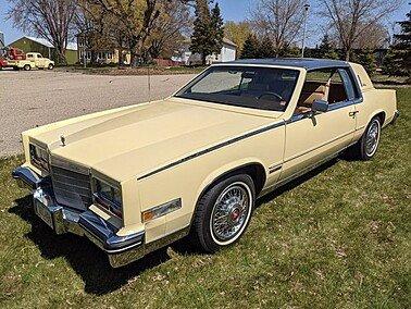 1982 Cadillac Eldorado for sale 101555243