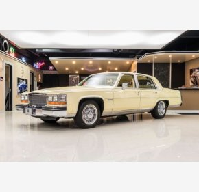 1982 Cadillac Fleetwood Brougham Sedan for sale 101069607