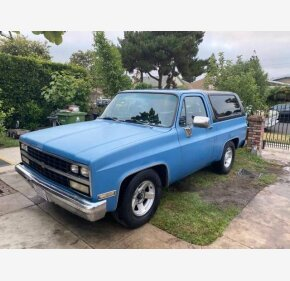 1982 Chevrolet Blazer for sale 101357362
