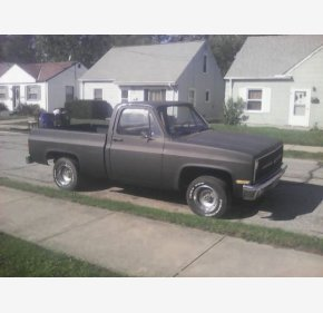 1982 Chevrolet C/K Truck for sale 100961842