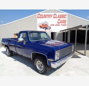 1982 Chevrolet C/K Truck for sale 100987267