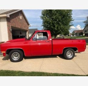 1982 Chevrolet C K Truck Classics For Sale Classics On