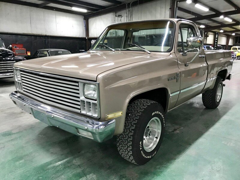 1982 Chevrolet C K Truck Classics For Sale Classics On Autotrader