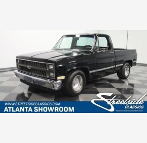 1982 Chevrolet C/K Truck 2WD Regular Cab 1500 for sale 101178727