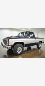 1982 Chevrolet C/K Truck 4x4 Regular Cab 1500 for sale 101193904