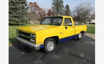 1982 Chevrolet C/K Truck for sale 101236563