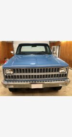1982 Chevrolet C/K Truck 4x4 Regular Cab 2500 for sale 101246906