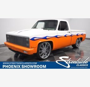 1982 Chevrolet C/K Truck 2WD Regular Cab 1500 for sale 101402253