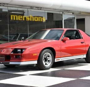 1982 Chevrolet Camaro Coupe for sale 101127291