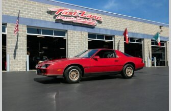 1982 Chevrolet Camaro Berlinetta Coupe for sale 101358817