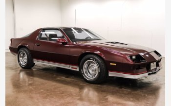 1982 Chevrolet Camaro Coupe for sale 101469948