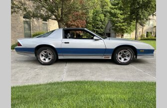 1982 Chevrolet Camaro Coupe for sale 101594553