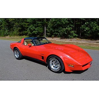 1982 Chevrolet Corvette Coupe for sale 100722309