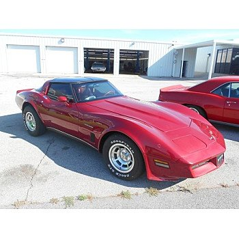 1982 Chevrolet Corvette Coupe for sale 100852909