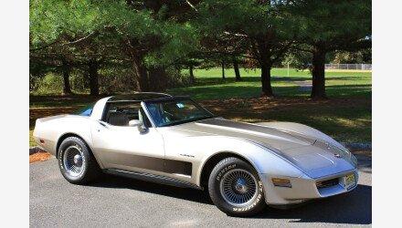 1982 Chevrolet Corvette Coupe For 100767270