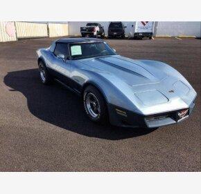 1982 Chevrolet Corvette Coupe For 100788232