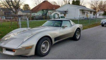 1982 Chevrolet Corvette for sale 100827399