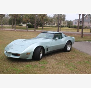 1982 Chevrolet Corvette Coupe for sale 100864039