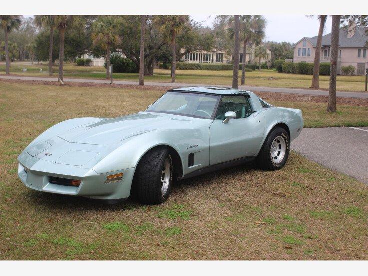 1982 Chevrolet Corvette Coupe for sale 100864039