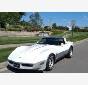 1982 Corvette For Sale >> 1982 Chevrolet Corvette Classics For Sale Classics On