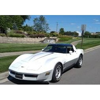 1982 Chevrolet Corvette for sale 100928430