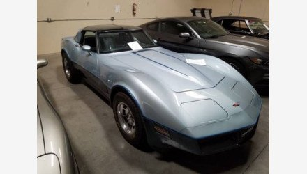 1982 Chevrolet Corvette for sale 100992537