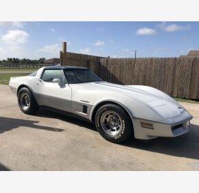 1982 Chevrolet Corvette Coupe for sale 101007997