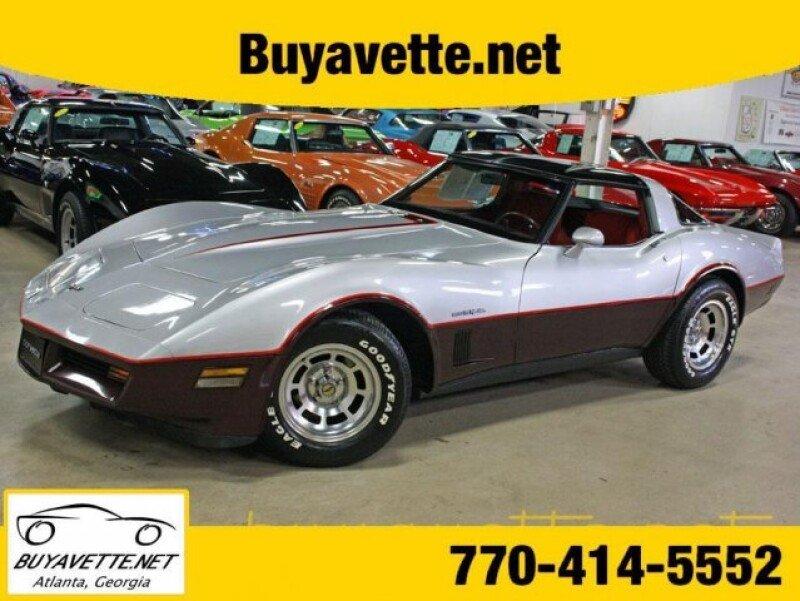 1982 Chevrolet Corvette Classics For Sale Classics On Autotrader