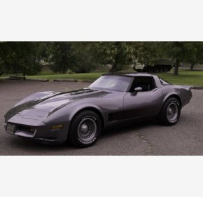 1982 Chevrolet Corvette Coupe for sale 101066815