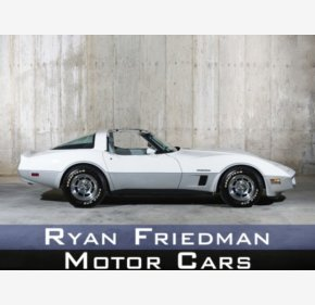1982 Chevrolet Corvette Coupe for sale 101080625