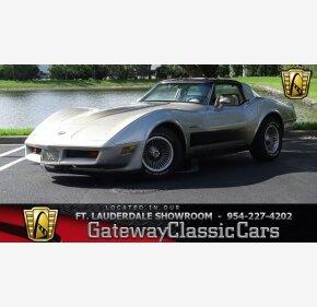 1982 Chevrolet Corvette Coupe for sale 101097913