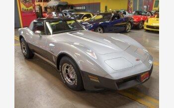 1982 Chevrolet Corvette Coupe for sale 101109909