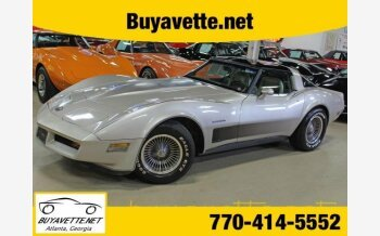 1982 Chevrolet Corvette Coupe for sale 101127911