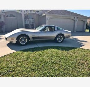 1982 Chevrolet Corvette for sale 101187763