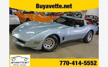 1982 Chevrolet Corvette Coupe for sale 101195826