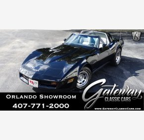 1982 Chevrolet Corvette Classics for Sale - Classics on