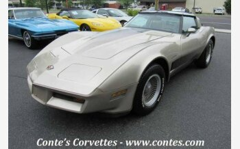 1982 Chevrolet Corvette Coupe for sale 101200364